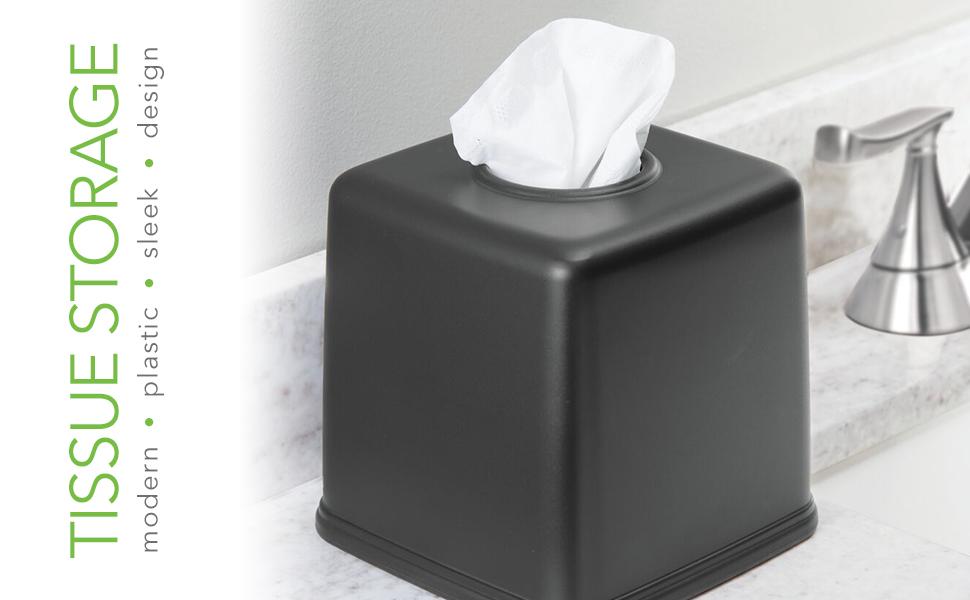 plastic bathroom guest master college dorm sneeze cold flu kid sick towel hands lotion nose modern