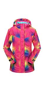 girl ski jacket