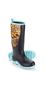 TTideWe Rubber Boot for Women