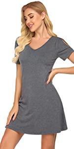 women nightgown