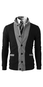 Mens Casual Cardigans Jacket