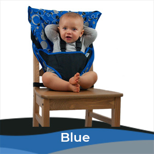 Cozy Baby Easy Seat Portable High Chair - Blue