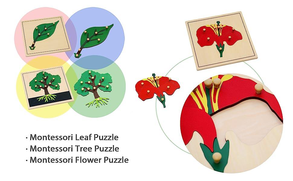 elite montessori puzzles