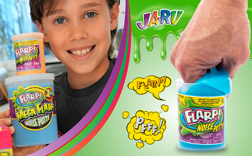 Flarp Noise Putty