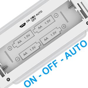 Motion Sensor Lights Closet Stair Lights under counter wall rechargeable battery powered wireless