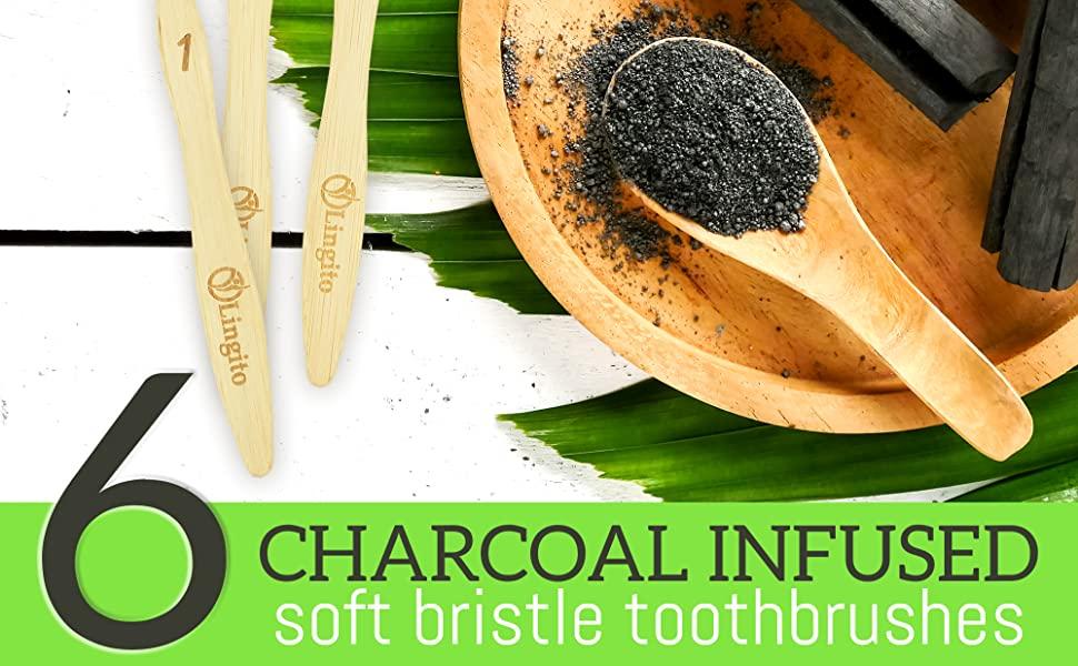 bamboo charcoal toothbrushes, natural bamboo charcoal, charcoal toothbrushes, teeth whitening