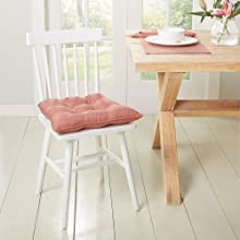 chairpad, coral chairpad, patio chairpads, chairpads, chairpad set, cloth chairpads