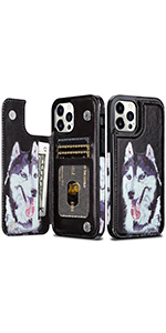 Wallet Case Compatible with iPhone 12 Pro Max