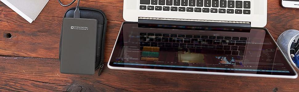 U32 Shadow SSD with MacBook Pro