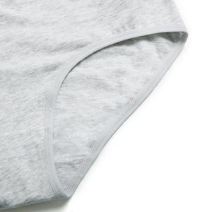 Women's High Waisted Cotton Underwear Briefs