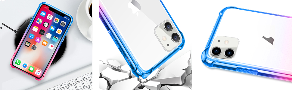 gradient iphone 11 case