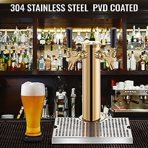 beer dispenser tower