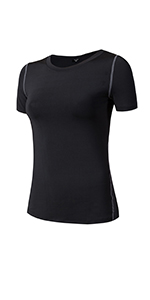 Womens workout shirts