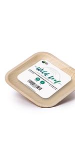 compostable plates, canape plates, mini tasting disposable plates, disposable plates for party