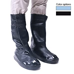 Thick and Tall series rain shoe covers