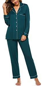 pajama set long sleeve
