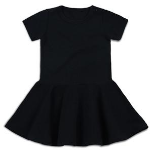 black dress infant