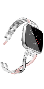 Fitbit Versa 2 Lite Special Edition Bands Women Strap Bracelet Gift Christmas Valentine's Day