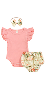 pink baby girl outfits