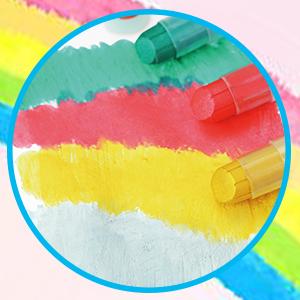 RedHorn Super Crayon Sticks
