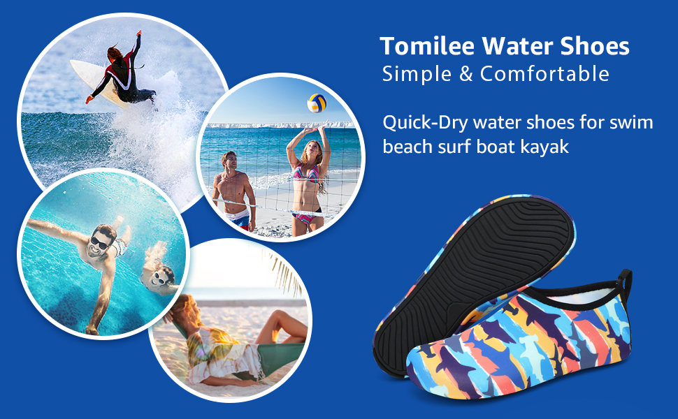 Tomilee water shoes