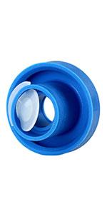 TRRWC02 Reusable NO-Splash Cap without Probe
