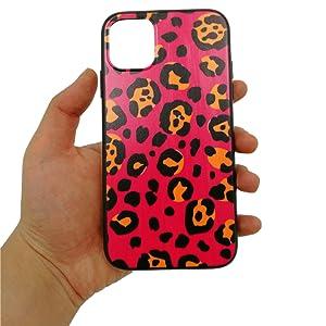 Leopard Print iPhone 11 case 8