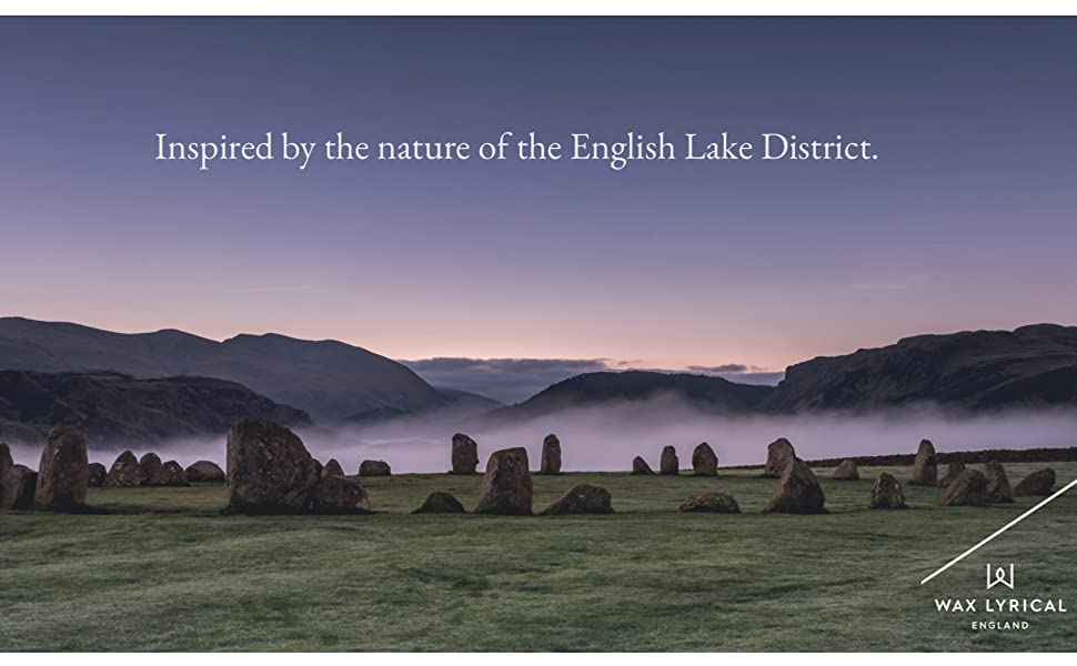 fog, sunset, stones, evening