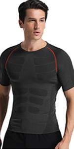 lavento men's compression shirts performance shirts