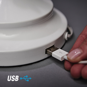 USB Charging Port Charge Phones Tablets 5V, 2.1A Volt Amp