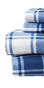 Dara Fleece Sheets