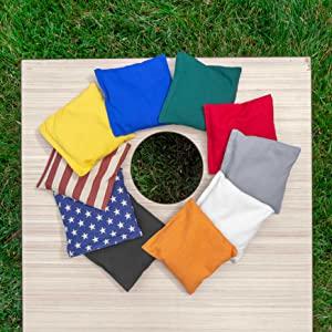 Play Platoon Weather Resistant Cornhole Bags