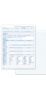 Residential Transaction Book