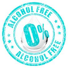 alcohol-free formula preservative-free
