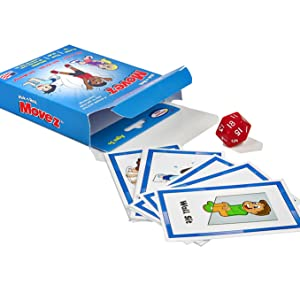pick n roll, movez, exercise game, classroom game, fitness for kids, kenson kids,