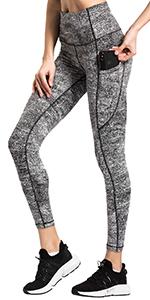 Mid-waist Pants