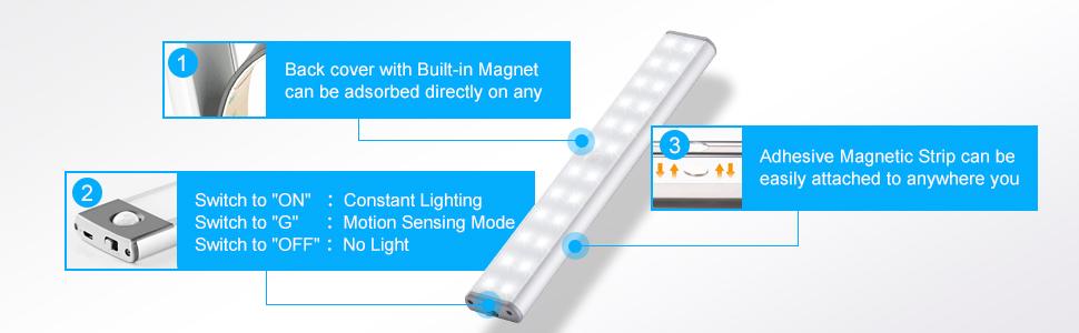 Lepotec LED light