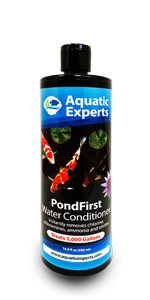 pondfirst water conditioner