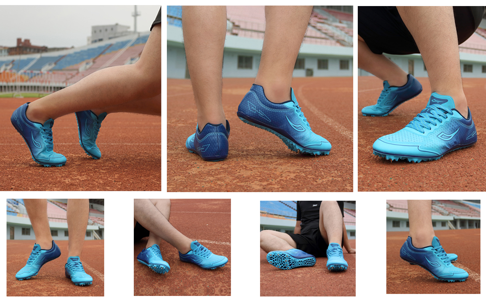 mens track spikes shoes