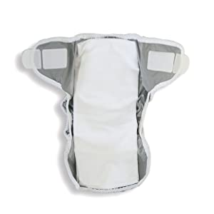 Thirsties Diaper Cover Open