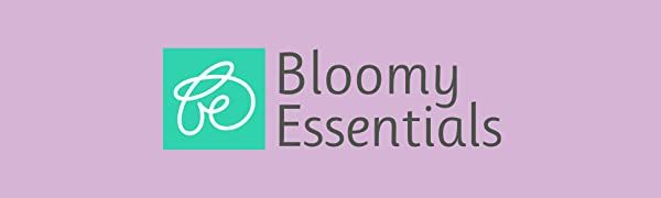 Bloomy essentials pure organic oils