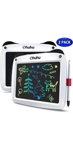 2 Pack LCD Writing Tablet