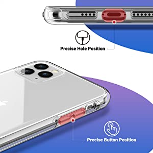 iPhone 11 max case clear