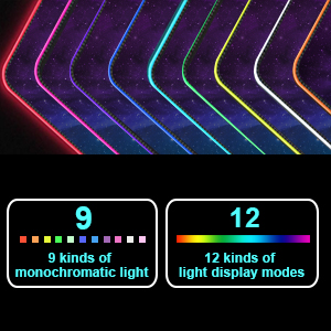 12 kinds of mouse pad