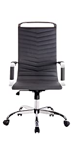 Grey Office Chair (New)