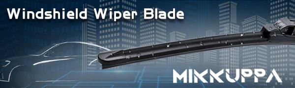 mikkuppa windshield wiper