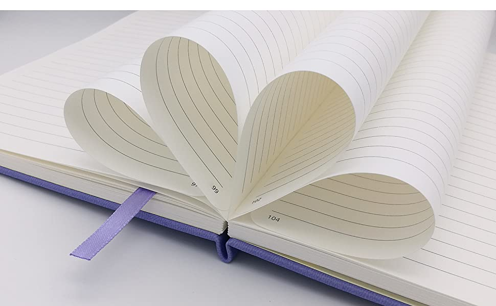 Lined Pages