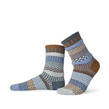 solmate crew socks for women men kids