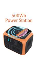 500wh magoam solar generator