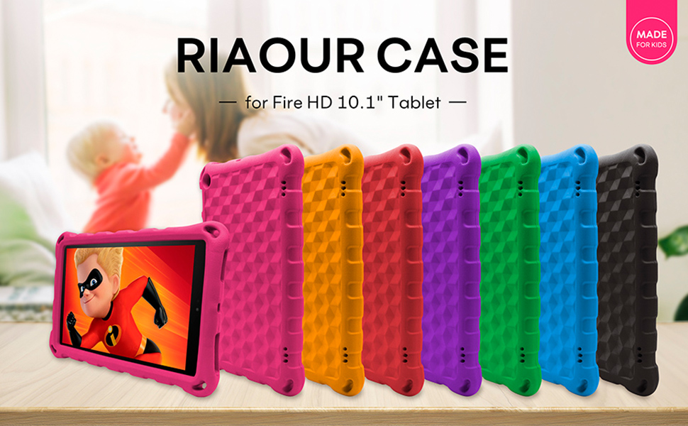 Riaour case for fire hd 10